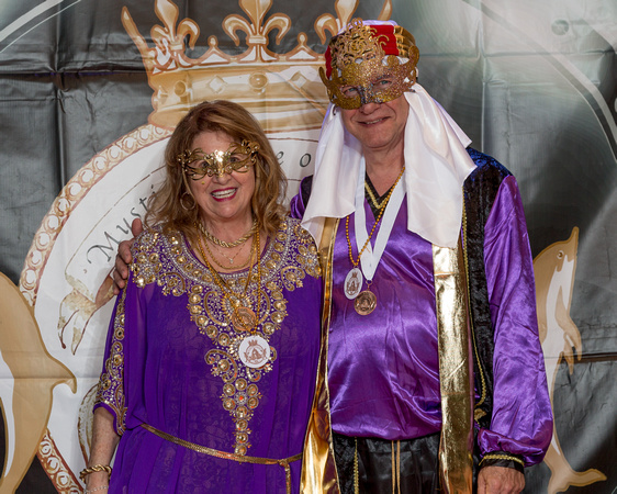 Mystick Krewe of Key West Bal Masque Red Carpet 2017 NWM-0970