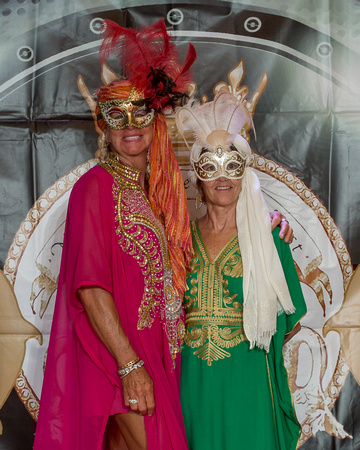 Mystick Krewe of Key West Bal Masque Red Carpet 2017 NWM-0981