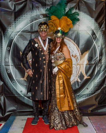 Mystick Krewe of Key West Bal Masque Red Carpet 2017 NWM-1237