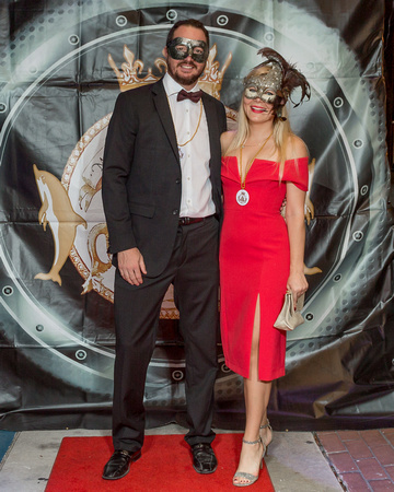 Mystick Krewe of Key West Bal Masque Red Carpet 2017 NWM-1308