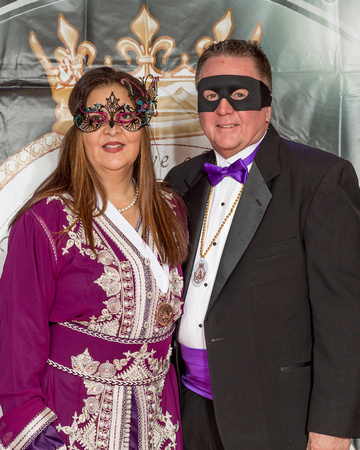 Mystick Krewe of Key West Bal Masque Red Carpet 2017 NWM-0955